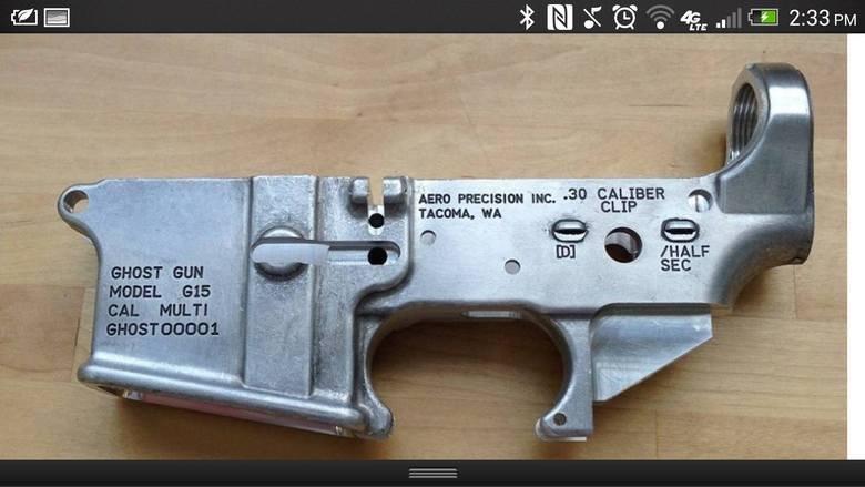 Ghost gun breaks world records. For those of you who don't get it a senator went full retard, link :www.theblaze.com/stories/2014/01/21/anti-gun-senator-is-bein murrica Guns humor 2nd amendmant