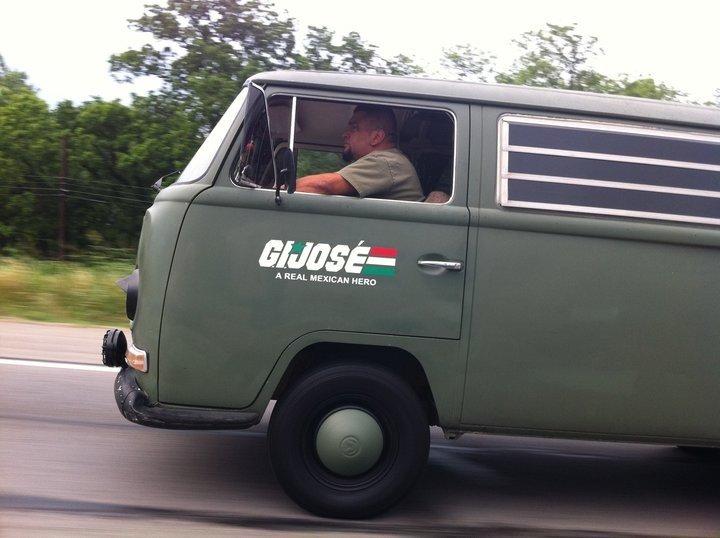 GI Jose. Credit to reddit.. GI Jose Is a true Mexican Hero