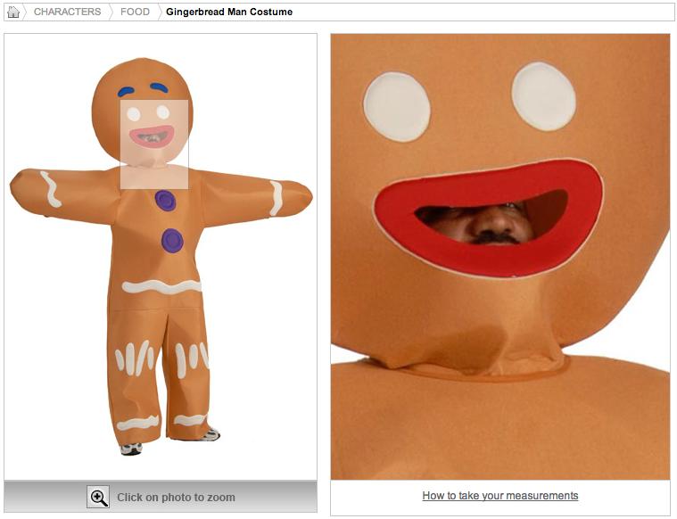 Gingerbread Man. . Haw tn take em measurements