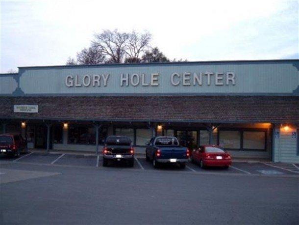 Glory Hole Center. i like to spend my saturdays here. glory hole