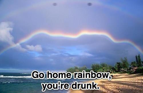 Go home. .