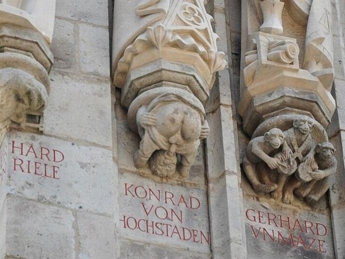 God damn it Konrad. Konrad you're a disgrace to the rest of us gargoyles..