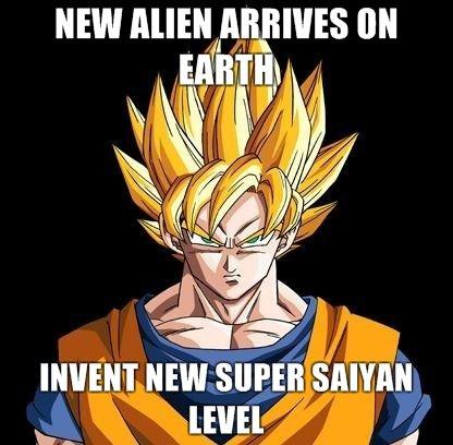 Goku Meme. goku meme. stil. WAT Goku meme