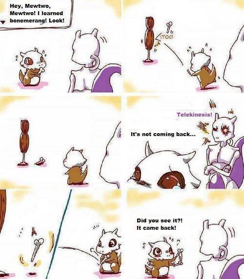 Good guy Mewtwo. .. Alternate ending.
