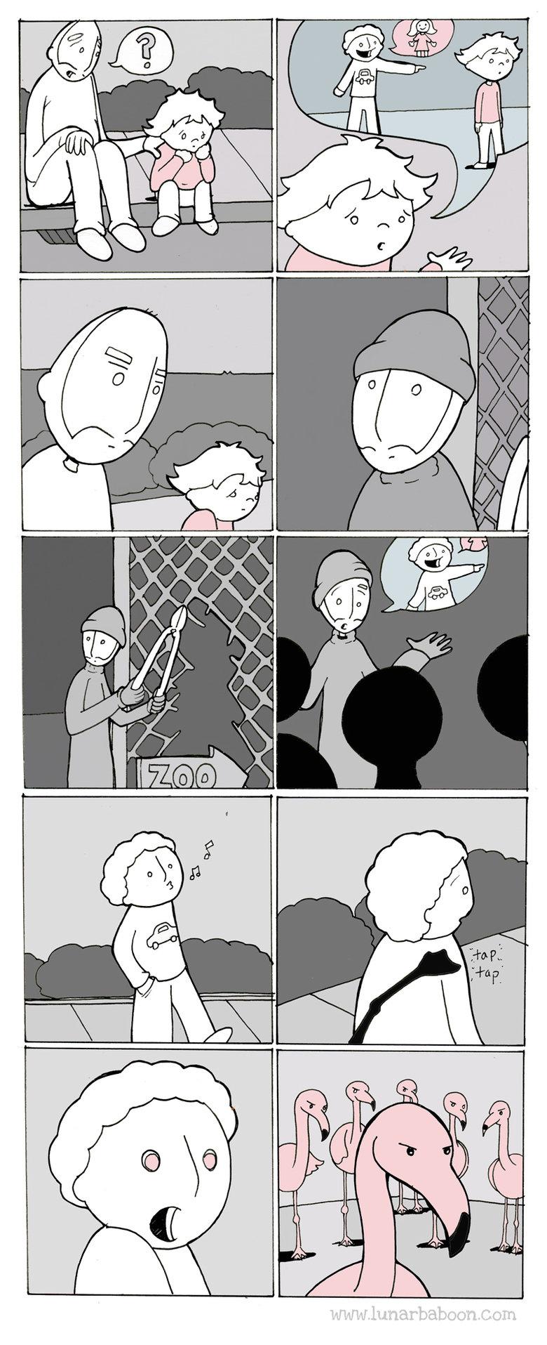 good parenting. .