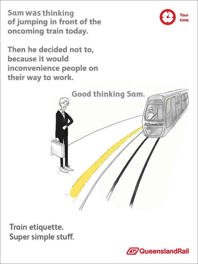 good thinking. .
