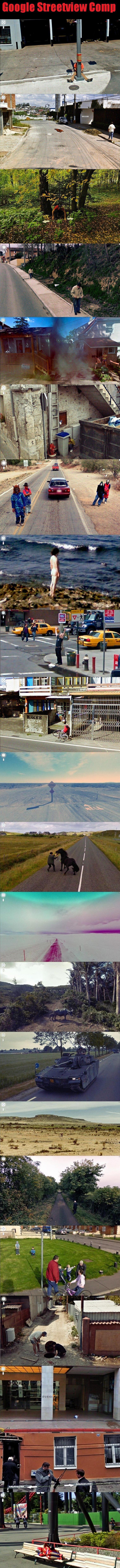 Google Streetview Comp. .