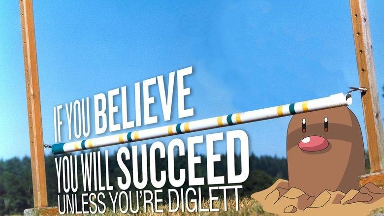 Gotta Believe Em' All. .. Follow your dreams