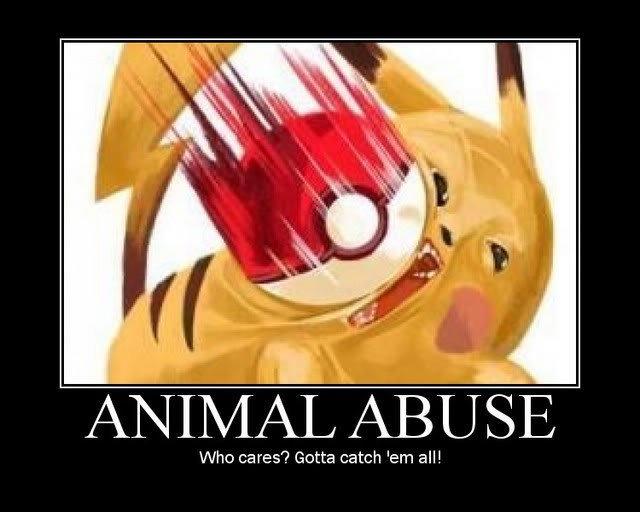 Gotta catch em all!. .. Found the PETA guy