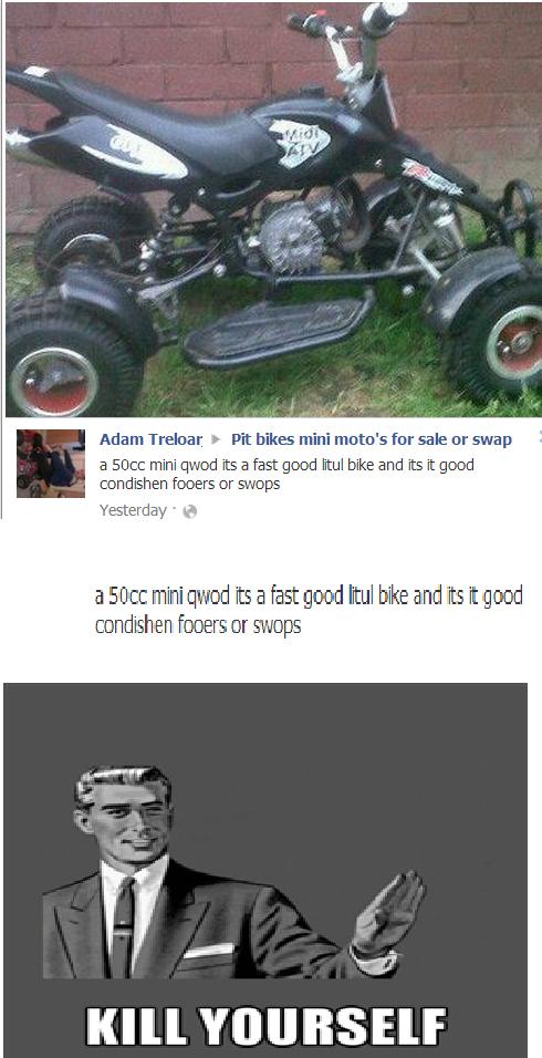Grammar Hitler. mmmm. Cars crashes