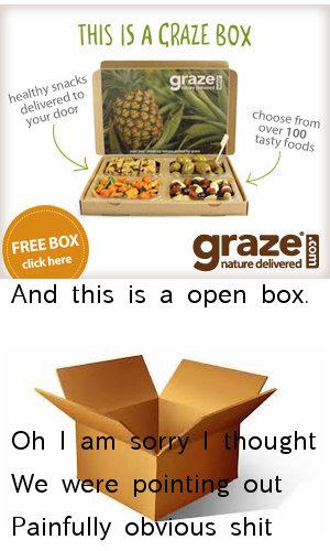 Graze. OC Always wanted to do this.... graze Box stuff OC
