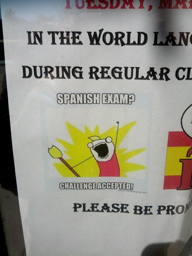 Great Job HF Highschool, spot on. I don't like memes anyway, but for sake... misused meme is misused