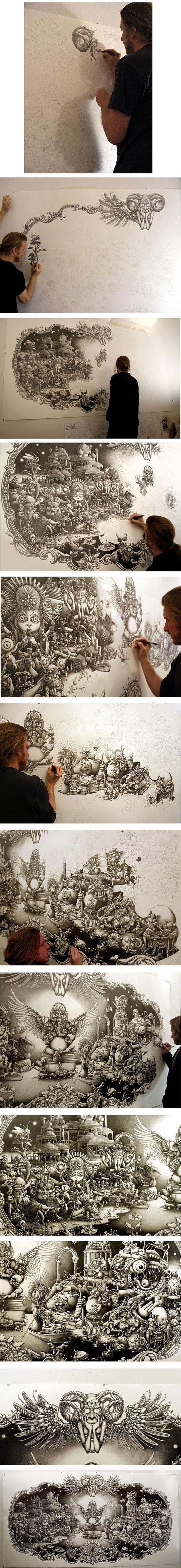 Great Pencil Art. . Art