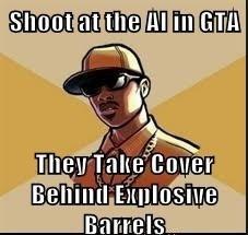GTA Logic. . gta