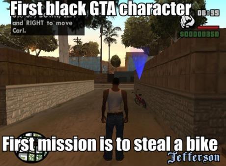 GTA nigga. .. I only realised uit now...