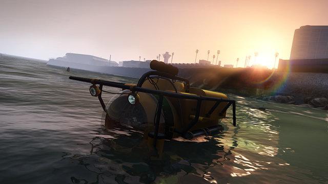Gta V new Screen. Official New screenshot. gta submarine Yellow tags