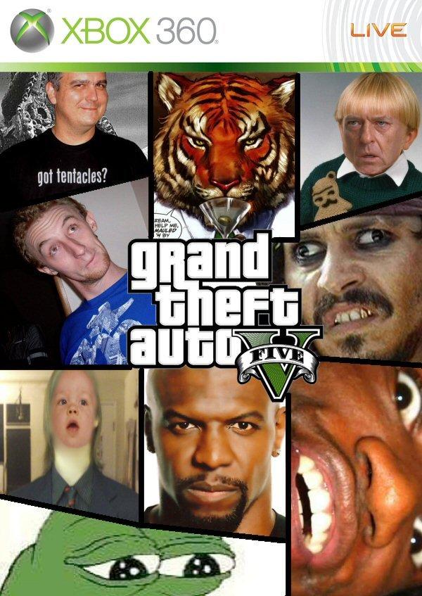 GTA V. .