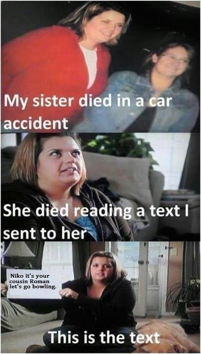 GTA. . She text I sent to her'; Human i tu madre Es perra