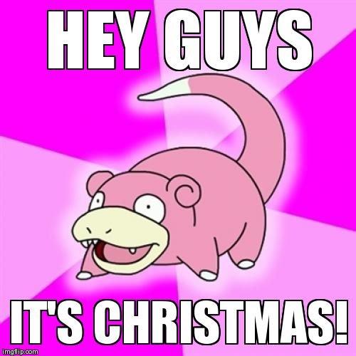 guise listen!. im back it's okay, no need to be afraid. slowpoke