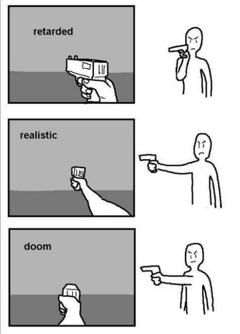 Gun View. .. Fixed