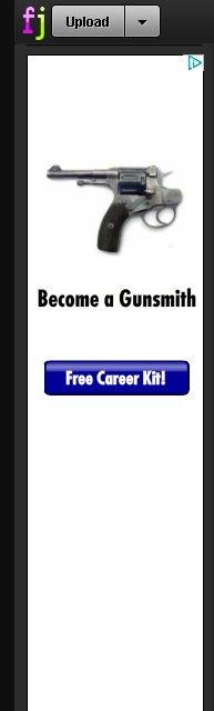Gunsmith. Just an ad i found on FJ.. Barnum II Gunsmith has Earner Hill totally legit yo