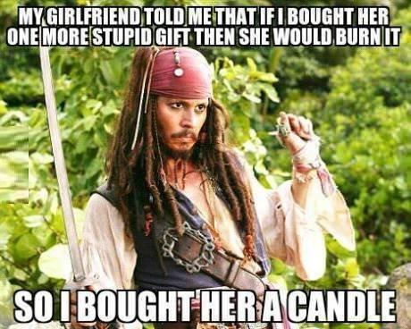 Gurrl. .. You're the worst boyfriend I've ever heard of.
