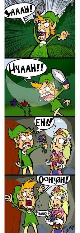HIYAA! EH! HA!. .. master of romance