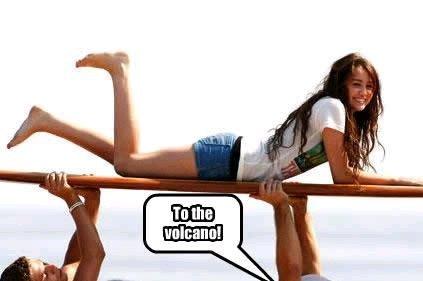 HOORAH!. lol.. Nope, sorry, you can only throw virgins in.
