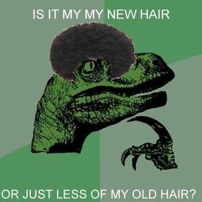 haircuts. hmmmm.... Hair cut philosiraptor