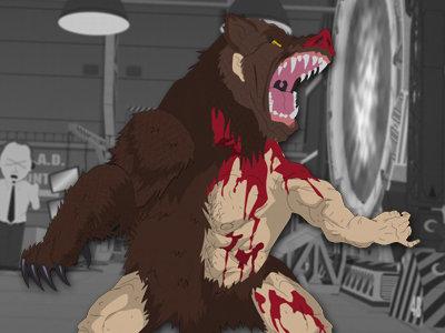 Half life 3 confirmed. Half man. half bear, half pig. 3 halves and its alive. Half life 3 confirmed.. Guys I'm super cereal.
