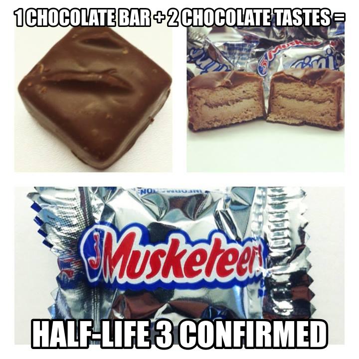 Half-Life 3 Musketeers. Half-Life 3 Confirmed!. Jdilla . mil%