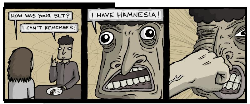 Hamnesia. credit to earthexplodes.com.