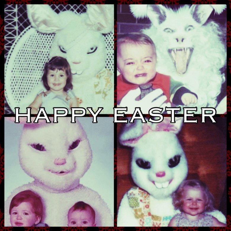 Happy Easter FJ. 3spooky5me.. Fraaank...