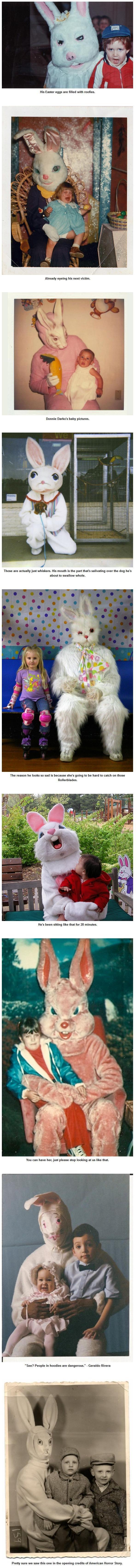 Happy Easter #4. .. mfw donnie darko
