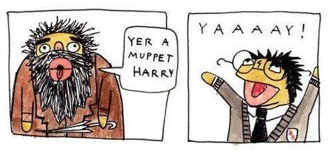 Harry Puppet. sauce: imgur.