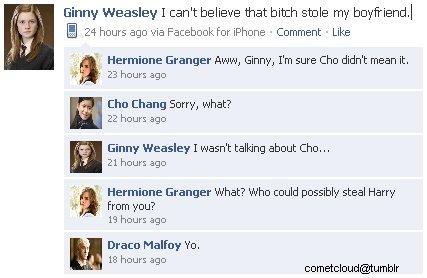 Harry Potter Facebook Win 3. part 1:funnyjunk.com/funny_pictures/1594253/Harry+Potter+Facebook+Win/<br /> part 2:funnyjunk.com/funny_pictures/1597462/Harr