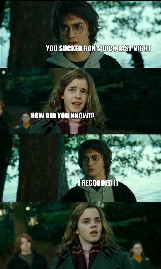 Harry you dirty man. haha. Haw nun Yael.., t.. l.. Pillory Harry Potter blowjob