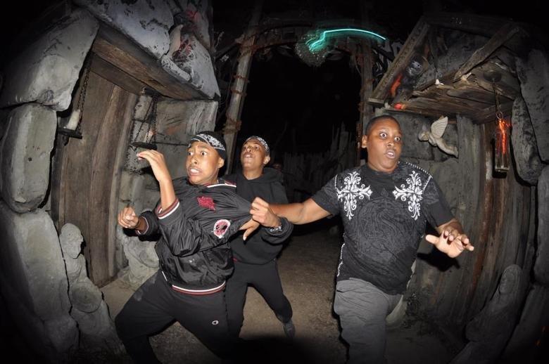 Haunted House Niggas. .
