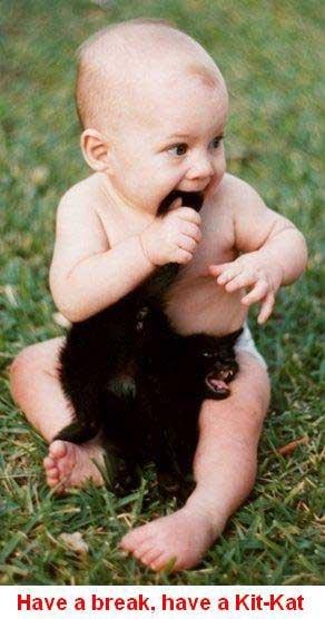 Have a break, have a kit kat. . Have a break. have an Kitnkat