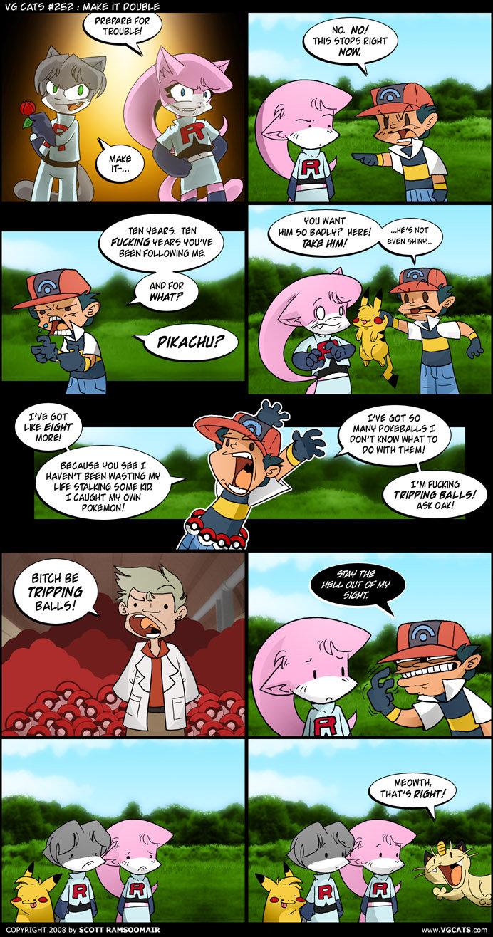 HE BE TRIPPIN BALLS!. TRIPPIN BALLS~!!!<br /> (sorry if repost). PREPARE mt? Ho. DWI THE: era? -5 EIGHT NEH wan want TEN Tae% TEN man an 'itsall! m new ne Balls classic trippin Pokemon