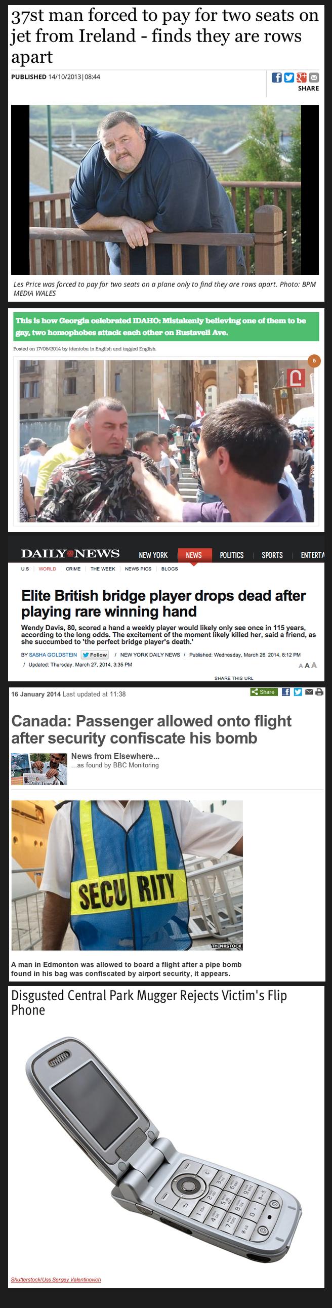 Headlines Part 3. .. 37st....