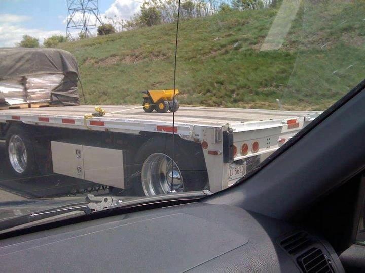 "Heavy Load. sadasdasdwfefwe.. ahahaha, ""Heavy load"" The smaller car, the bigger cock . truck"
