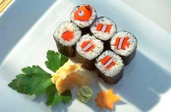 Heh Found Nemo's Dad. O.o.. Awesome
