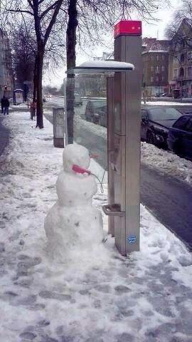 Hello, here is snowman. 100% OC.