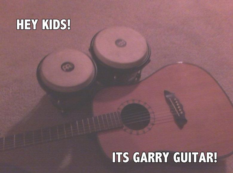 HEY KIDS!. . HEY KIDS! ITS GARRY GUITAR!
