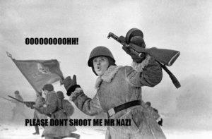 Hey mista nazi!. .