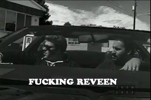 Hey Patrick Swayze!!!. It's Patrick Swayze and Reveen!!!! J to the R - O - C.