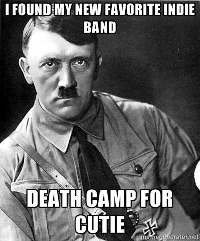 Hip Hitler. .
