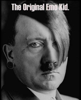 Hitler. .