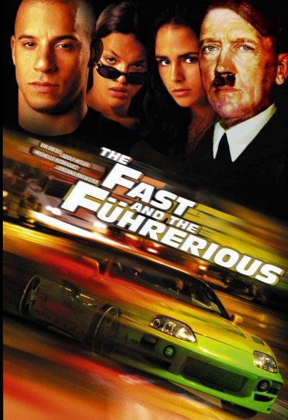Hitlerious. Führious speed.